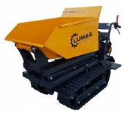 Lumag MD500H-ProHT Mini Tracked Petrol Dumper with Hydraulic High Tip